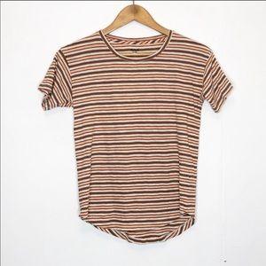 Madewell stripe t shirt